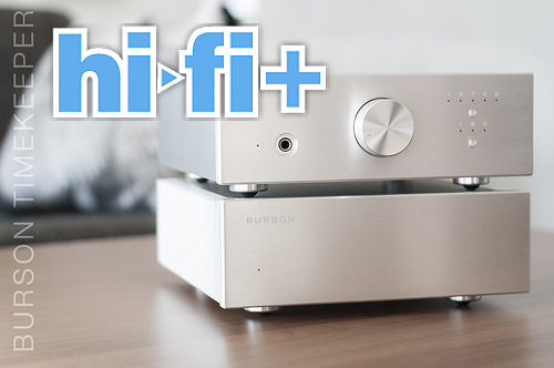 HiFi Plus Conductor & Timekeeper Review By Alan Sircom (Chief Editor)
