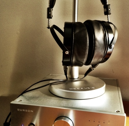 Burson Conductor with Audeze LCD-X feedback by Andrew